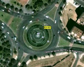 Rotonda de Badajoz